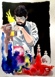 jars portrait